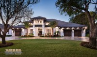 Caribbean Plantation Home Plans