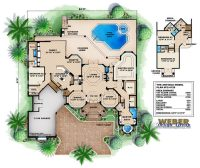 Mediterranean House Plans with Photos - Luxury Modern ...