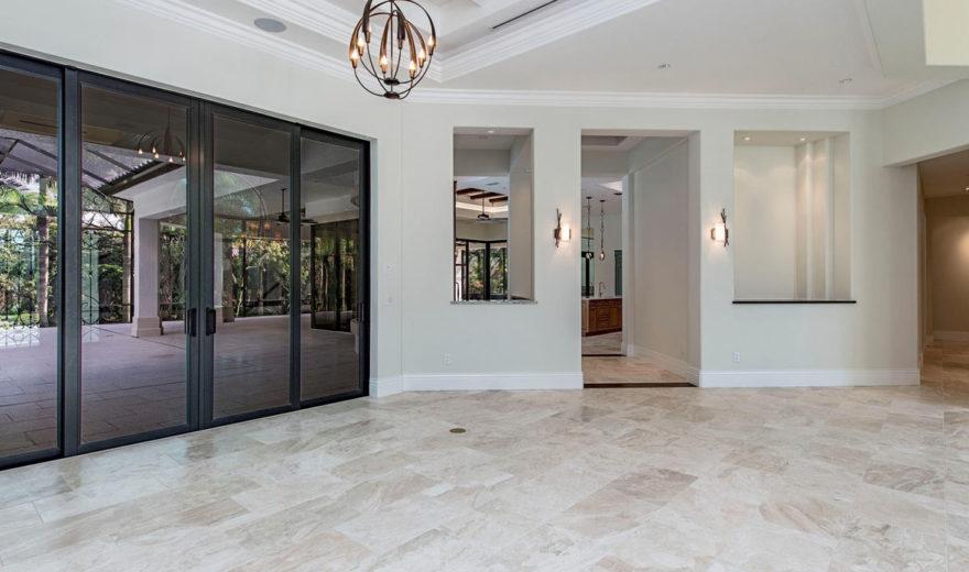 living room sets naples fl wall decor el sueno home plan - spanish style architectue, indoor ...