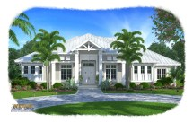 Key West Style Homes House Plans