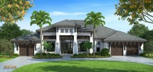 House Plans Designs Caribbean Styles