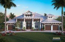 West Indies Style House Plans Florida
