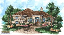 Tuscan Mediterranean House Plans