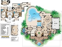 Three Story House Plans with Photos - Contemporary, Luxury ...