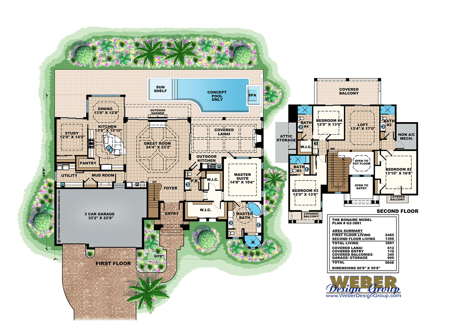 Pool House Plans  See Plans Including Pool, Cabana to