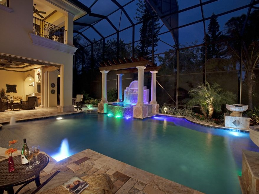 Mediterranean Dream Home  Weber Design Group Inc