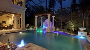 Mediterranean Dream Home Weber Design Group, Inc