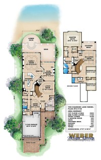 Diamond Lake House Plan - Weber Design Group