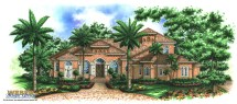 Tuscan House Floor Plans