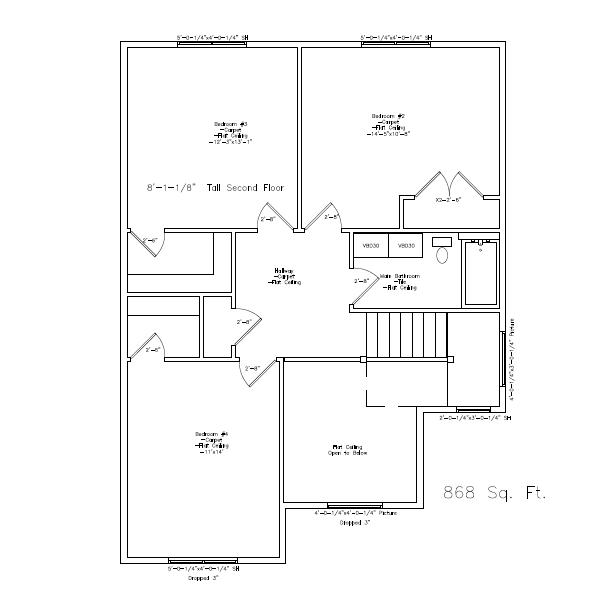 Custom Floor Plan The Reserve