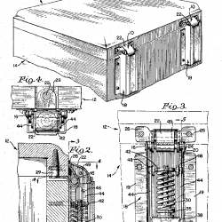 First Counterbalance Mechanism Patent