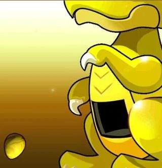 パズル&ドラゴンズ(パズドラ) レアガチャ 金卵