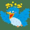 反社会的で軽薄な行為や発言をTwitter(ツイッター)上に公開する、いわゆる「バカッター」のイラスト
