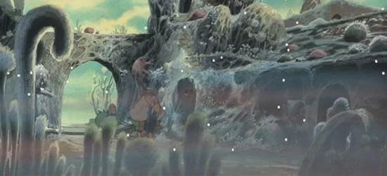 ナウシカの「腐海」