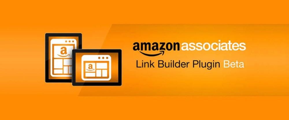 Amazon Associates Link Builder