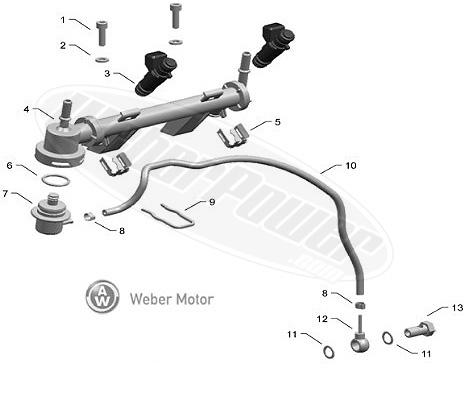 Hydrospace 2005-2012 HSR-S4 Fuel Unit