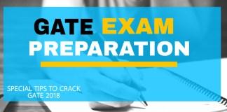 GATE Exam Preparation Tips