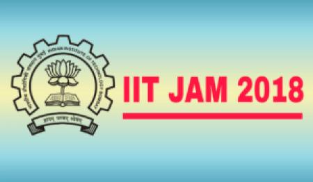 IIT JAM 2018 Examination