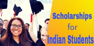List of Post Matric Scholarship