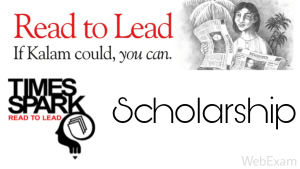 Times Spark Read to Lead Scholarship