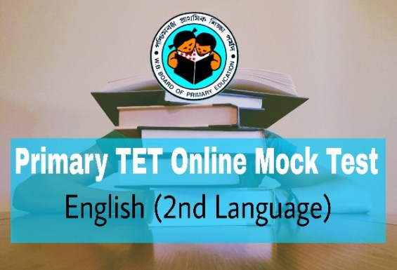 West Bengal Primary TET English Questions