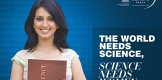 Loreal India For Young Women in Science Scholarship