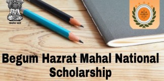 Moulana Azad National Scholarship