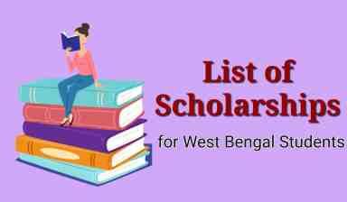 West Bengal Scholarships 2020 for Madhyamik & HS Passed Students