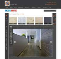 Tile web design from Webexpand : Tile Company E-Commerce ...