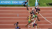 Olympic Games London 2012-100 m Final Men-image