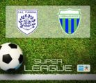 Pas Giannena Vs Levadeiakos-Superleague-image