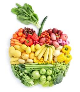 Estudiar dietética y nutrición