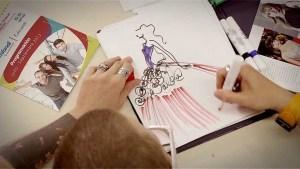 ¿Por qué estudiar diseño de modas? Libertad creativa para el diseñador