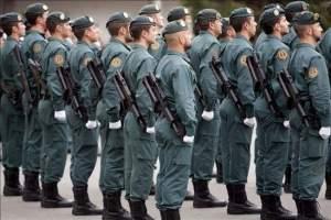 Sueldo de un Guardia Civil
