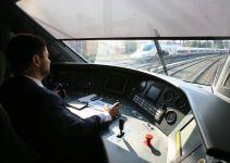 Curso para ser un profesional, Maquinista de tren