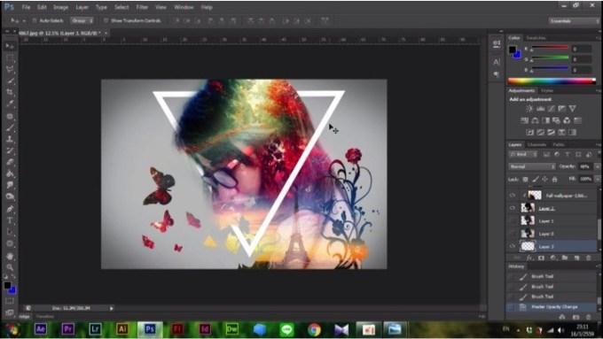 Aprender con los cursos de Photoshop gratis