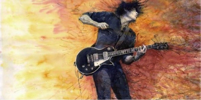 Cursos de Guitarra Eléctrica Gratis