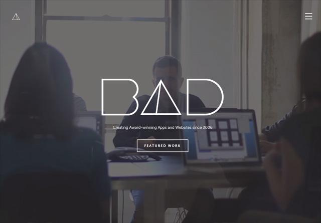 Portfolio website: Bad Assembly
