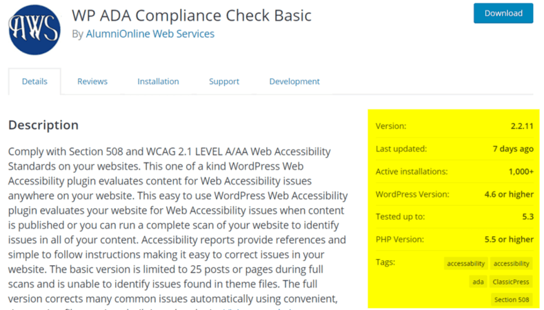 How to check WordPress plugin version