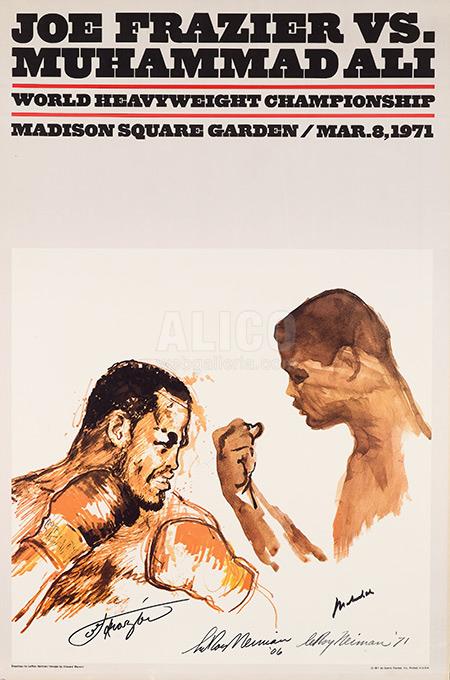 Muhammad  Ali / Joe Frazier I Poster