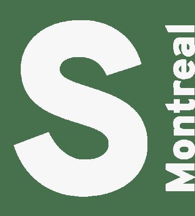 Montreal SEO Expert White Letter S