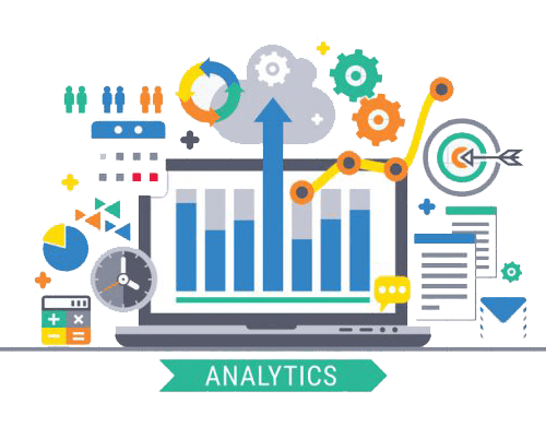 Website Analytics Graphic
