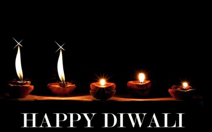 Happy Diwali Light Wallpaper
