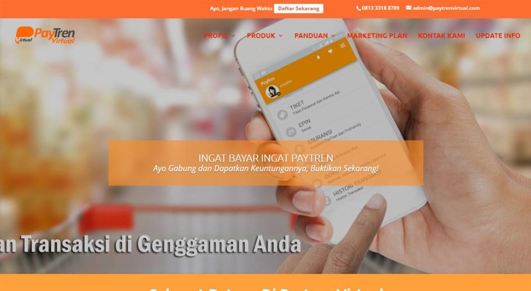 Clien Jasa pembuatan Website Webhandal 2