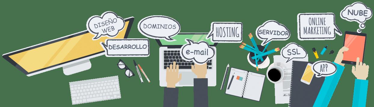 Nuevas extensiones de dominios