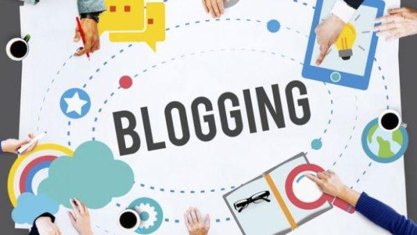 δημιουργία blog