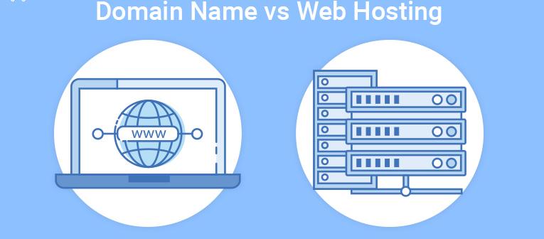 web hosting - domain name