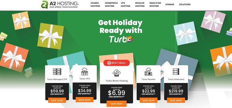 a2hosting for non profit website