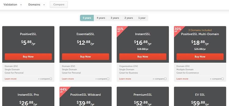 Namecheap SSL - Cheap basic SSL for individual bloggers and webmasters