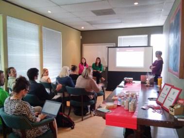 SEO workshop event by WEBii